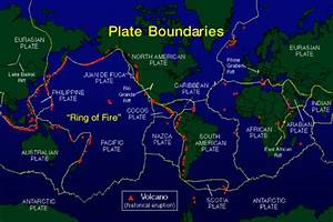 Tuesday  Mapping Plate Boundaries