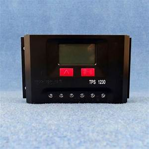Solar Regulator  12v  30amp  With Display