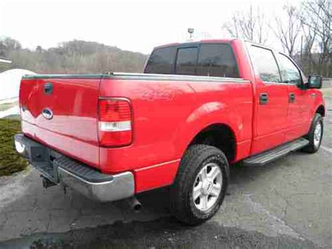 Buy Used 2004 Ford F150 4x4 Xlt Crew Cab Shortbed In Derby