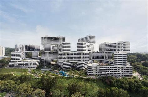 The Interlace Singapore World Building Year