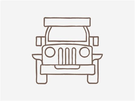 philippines jeepney drawing jeepney by anjo cerdeña dribbble