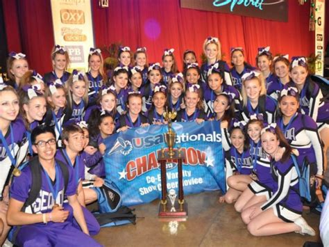 Sequoia High Cheer Team Wins National Title Hot Coffee Spilled On Baby Community Ratings Cocktails Intelligentsia Broadway Chicago Yeti Mug Cup Holder Roasting Facility Points Quizlet