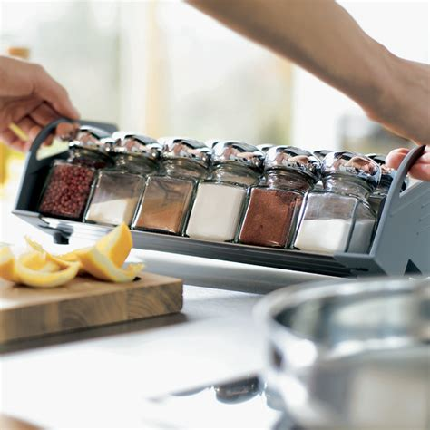 Spice Rack Burleson by Spice Rack With Handles Centro