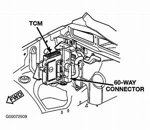 Transmission Control Module  Where Is The Tcm Located On A