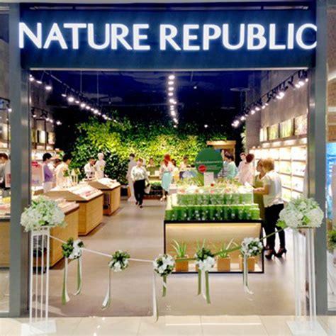 Harga Nature Republic Gandaria City nature republic simultaneously launches two stores in