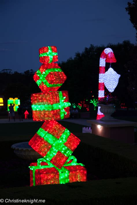 valley gardens lights spectacular