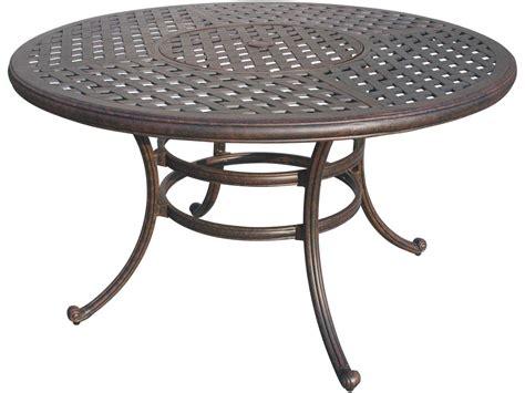 cast aluminum patio table darlee outdoor living series 30 cast aluminum antique