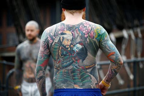 tattoos move  cultural mainstream reuters