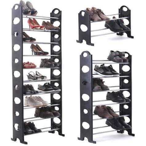 scaffali per scarpe scarpiera porta scarpe scaffali montabile 10 ripiani
