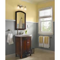 shop allen roth moravia integral single sink bathroom vanity with vitreous china top