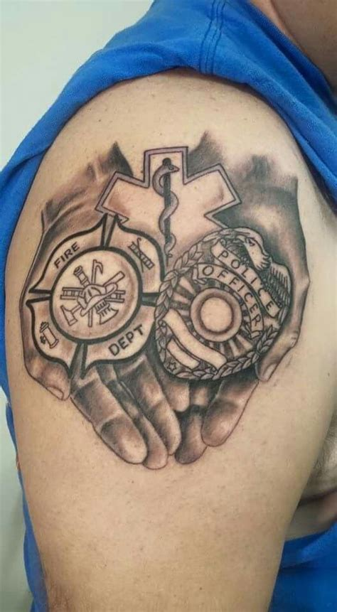 37 Best Images About Cops On Pinterest  Ems Tattoos