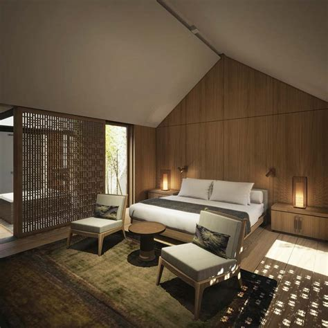 At Aman's new Shanghai resort, guests will find comfort in