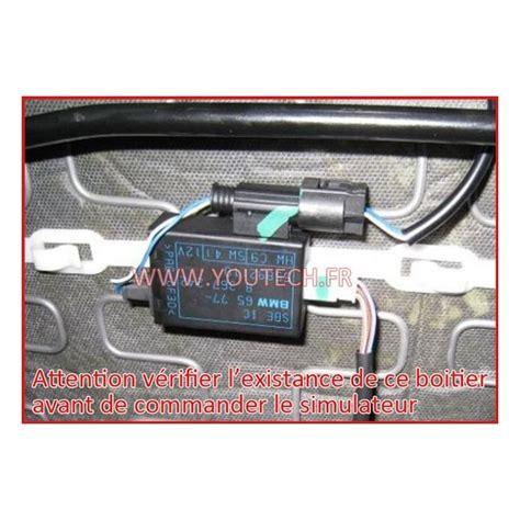 siege bmw serie 1 probleme temoin voyant airbag allumé bmw e46
