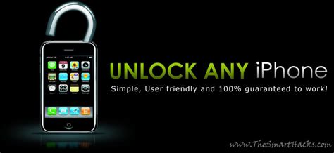 how to unlock att iphone iunlock factory unlock your iphone smarthacks