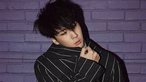 Vixx's Ravi Poses For International Bnt