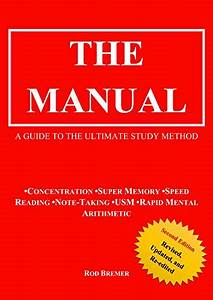 Free Download  The Manual  A Guide To The Ultimate Study