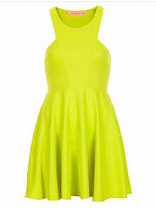 NEW PICTURES The skater dress Top 10 floral neon and