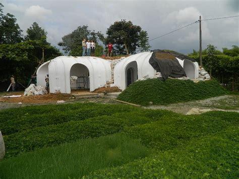 Dieses Vorgefertigte Und Umweltfreundliche Hobbithaus