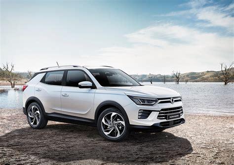 SsangYong's latest Korando SUV really surprises - medium ...