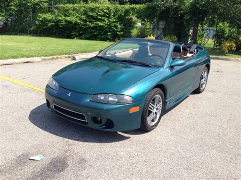 Green Mitsubishi Eclipse by Used Cars For Sale Oodle Marketplace