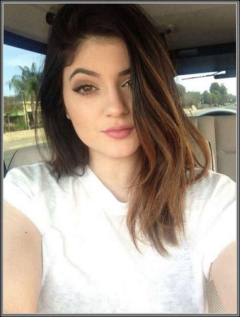Medium Brown Hair by Adding Light Brown To Brown Hair Medium Length