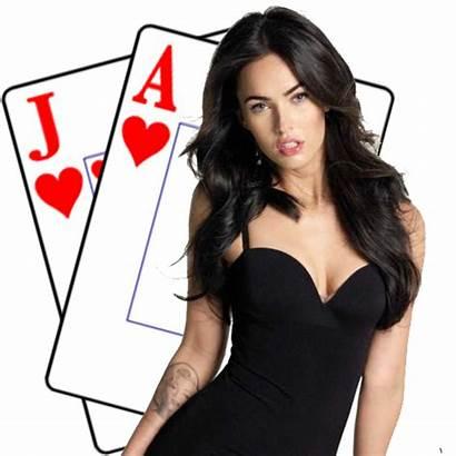 Blackjack Megan Strip Fox App Texas Topless