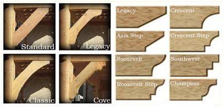 pin pergola rafter tail templates     pinterest