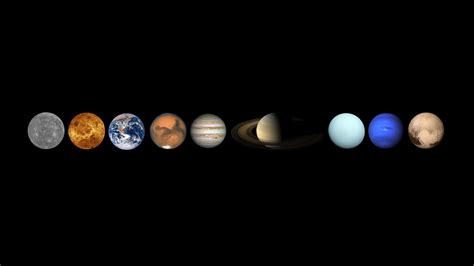 Animated Solar System Wallpaper - planets in our solar system uhd 8k wallpaper pixelz