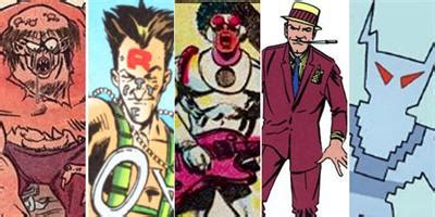 obscure marvel characters     marvel