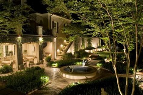 expert landscape lighting design andys sprinkler