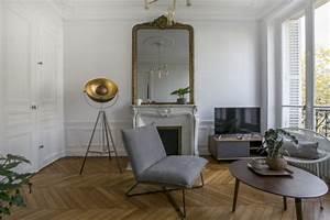 Made Com Table Basse : un appartement meubl de style hausmannien r solument chic ~ Dallasstarsshop.com Idées de Décoration