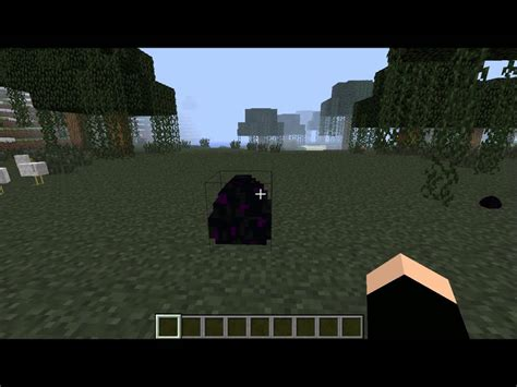 How to Hatch Ender Dragon Egg Minecraft