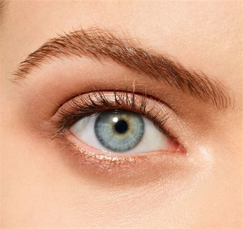 eye contact color before and after desio color contact lenses