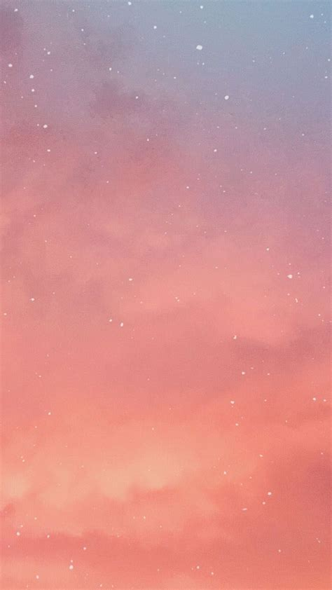 22 iPhone Wallpapers For People Who Live On Cloud 9 Pink