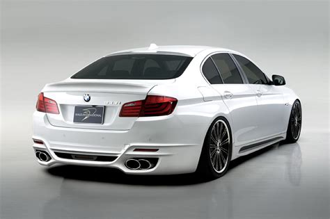 Bmw 5 Series Sedan Modification by 2011 Bmw 5 Series Sedan Gets A Modified Look By Wald