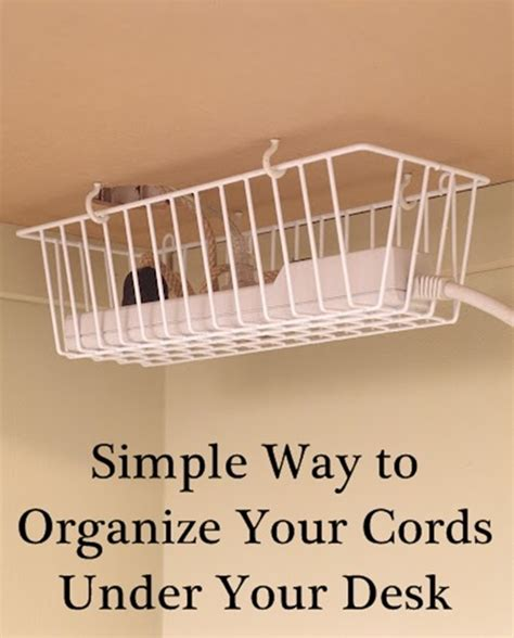 hide cords on desk organizing cords under your desk could i adjust this and