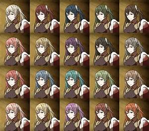 Image - Severa avatar hair.png - The Fire Emblem Wiki ...