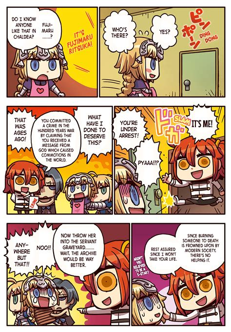 learning  manga fgo fgo cirnopedia