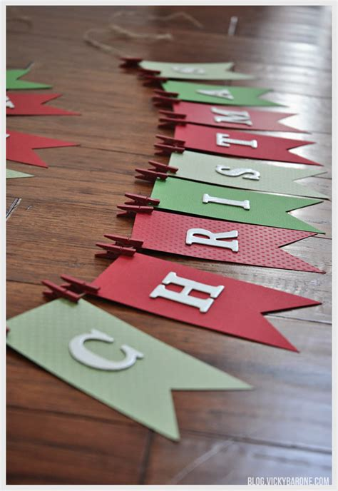 diy christmas garland decorating ideas