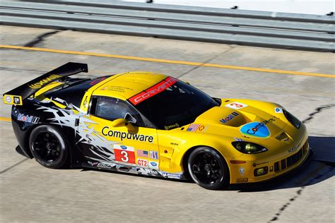 Track To Street Chevy's Corvette C6r Gt2 Helps Make A