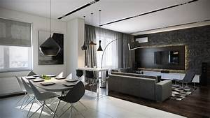 Modern kitchen diner ideas – open plan space interior