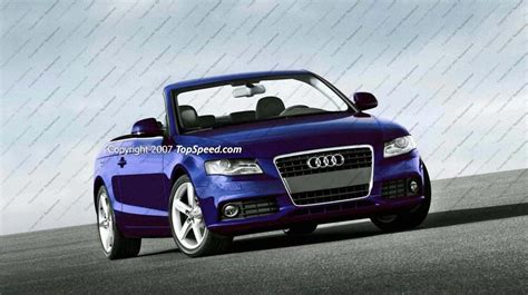 Audi Convertible by 2009 Audi A4 Convertible Picture 201745 Car Review