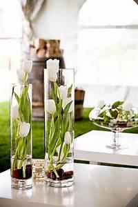 Blumen Deko Wohnzimmer : glas deko stilvoll und wundersch n ~ Indierocktalk.com Haus und Dekorationen