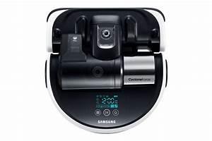 Enregistrer Produit Samsung : aspirateur robot vr9000 avec cyclone force 70 w argent airborne samsung fr ~ Nature-et-papiers.com Idées de Décoration