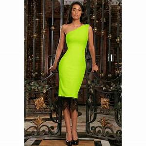 Best Neon Bodycon Dress Products on Wanelo