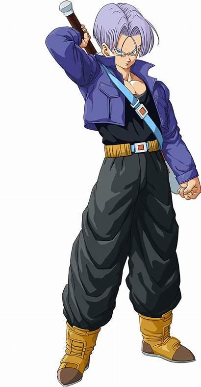 Trunks Dbz Future Kakarot Render Dragon Ball