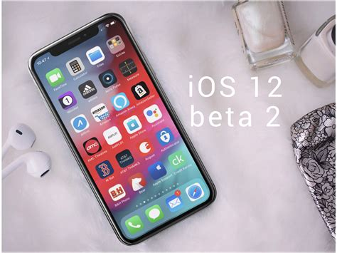 apple releases ios 12 beta 2 see what s new