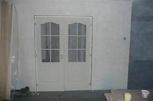 menuiseries faire construire avec les maisons bernard lannoy With porte de garage et porte de salon double