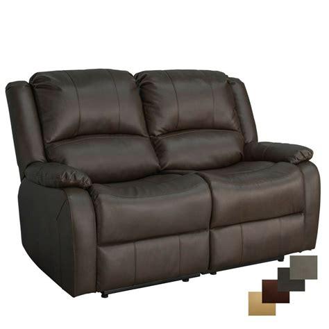 rv recliner loveseat recpro charles 58 quot rv zero wall hugger recliner
