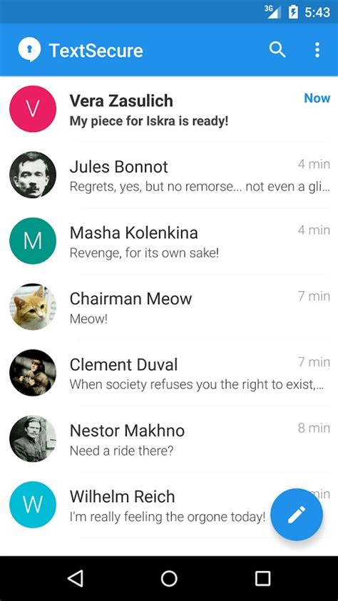 texting apps for iphone the 5 most secure and user friendly messaging apps the 5 most secure and user friendly messaging apps